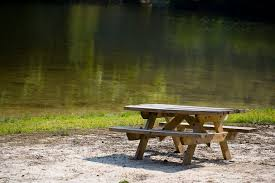 Plans For Wooden Picnic Tables by 13 Free Picnic Table Plans In All Shapes And Sizes