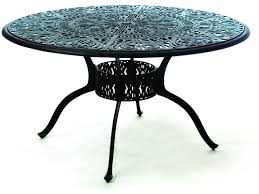 Umbrella Table Lazy Susan by Tuscany Dining By Hanamint U2013 Leisure Depot