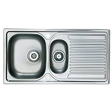 Kitchen Sink Stainless by Stainless Steel Sinks Kitchen Sinks Unit Kitchens Wickes
