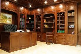 Bookshelves Glass Doors by Wooden Bookshelves With Glass Doors