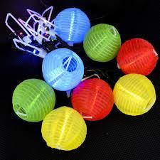 Garden Led Solar Lights by Popular Led Garden String Lantern Buy Cheap Led Garden String