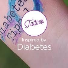 inspiring diabetes tattoos diabetes tattoo diabetes and tattoo
