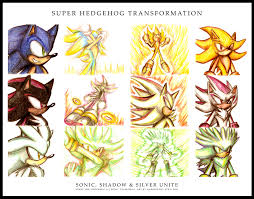 super hedgehog transformation by darkspeeds on deviantart