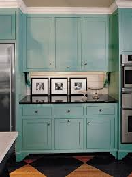 Kitchen Cabinets Color Ideas Best 25 Turquoise Cabinets Ideas On Pinterest Teal Kitchen