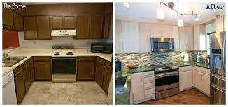 painting kitchen cabinets before and after pictures zitzat com