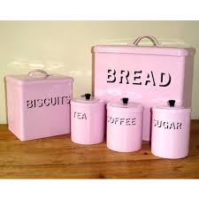 pink kitchen canisters adore thanks jlr in world i could a pink and black
