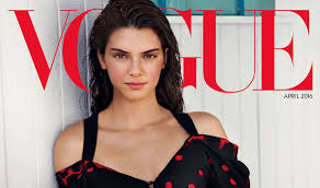 lexus of kendall west kendall jenner is the star of vogue u0027s special issue pursuitist