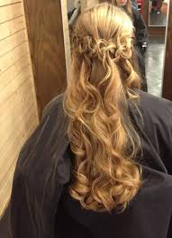 fancy hair hairstyles to do for fancy curly hairstyles best images about