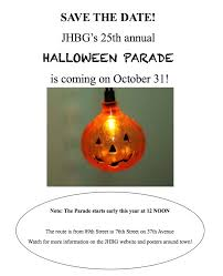 halloween save the date views from the heights jackson heights beautification group