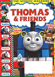 thomas u0026 friends magazine thomas tank engine fun