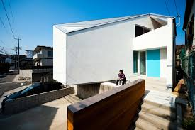split level house yannis zavoleas section a a4 loversiq cool small house from japan in nagoya atelier tekuto exterior humble homes architectural house designs