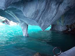 magnificent marble caves of rio tranquilo akademi fantasia travel
