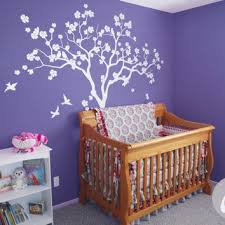 White Tree Wall Decal Nursery Shop Birch Tree Wall Decal Nursery On Wanelo
