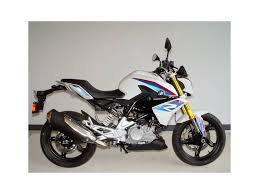 2018 bmw g 310 r pearl white metallic tigard or cycletrader com