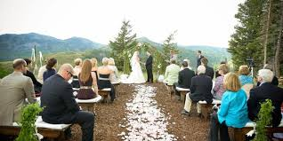 wedding venues utah cushing s cabin at deer valley resort weddings