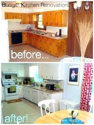 Remodeling Kitchen Cabinets On A Budget Budget Kitchen Renovations Savory Spaces Budget Kitchen Remodel