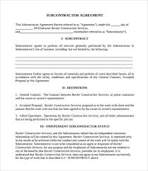 operations contract template 4 sample operational level agreement