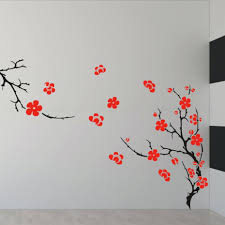 wall ideas wall flower decor flower wall decor for nursery wall