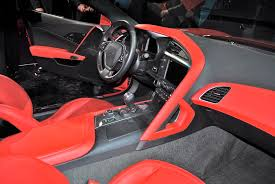 corvette stingray 2014 interior 2013 detroit 2014 chevrolet corvette stingray interior egmcartech