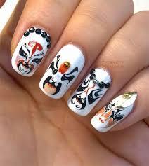 inspiring chinese new year nail art designs u0026 ideas 2014