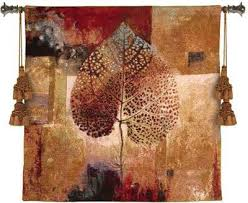 tapestry home decor wall art design ideas abstract autumn wall tapestry art home
