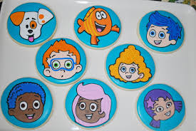 the doughmestic housewife bubble guppies