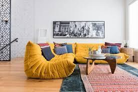 canapé style togo 15 intérieurs qui vous feront fondre pour le canapé togo des idées