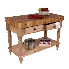 John Boos Kitchen Table by Purple Portable Kitchen Islands And Kitchen Carts Kitchen