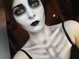 comment faire un maquillage de squelette tutoriel halloween en 10 étapes être démoniaque débutant