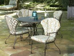 How To Repair Patio Chairs Woodard Patio Furniture Repair Replacement Cushions Superior