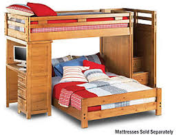 Bunk Bed Stairs Sold Separately Kids U0027 U0026 Teens U0027 Bunkbeds Art Van Furniture