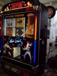 nsm elvis live in las vages cd jukebox in erdington west