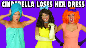 Cinderella Ugly Stepsisters Halloween Costumes Cinderella U0027s Dress Stolen Stepsisters Drizella