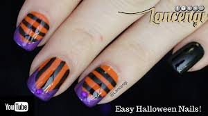 stockings halloween diy halloween nail art witch stockings u0026 boots 3 youtube