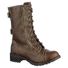 light brown combat boots soda dome h women s light brown combat boot shiekh shoes