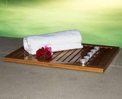 Bamboo Shower Floor Bamboo Floor Pool And Shower Mat Very Bamboo