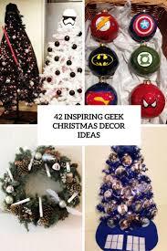 42 inspiring geek christmas décor ideas digsdigs