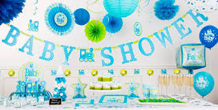 baby shower welcome baby boy baby shower decorations party city