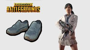 pubg quieter without shoes velcro trainers pubg skin playerunknown s battlegrounds youtube