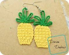 Knitted Chandelier Earrings Pattern Stitch A Dainty Pair Of Heart Shaped Earrings For Yourself These