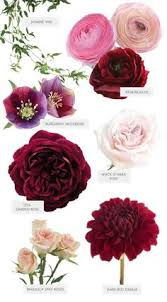 burgundy flowers burgundy flowers then this is your pin click through to see
