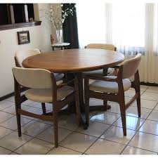 Teak Dining Room Furniture Teak Dining Room Table And Chairs 16805