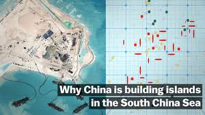 South China Sea Map by Why China Is Building Islands In The South China Sea Vox