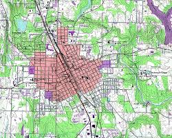 Austin City Limits Map by Geometry Net Basic A Alabama State Maps