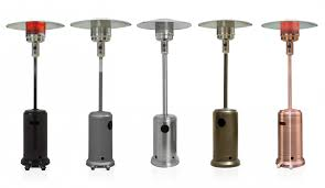 tube patio heater innovative hiland patio heater hiland bronze glass tube patio