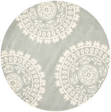 White Round Rug by Bathroom Pier One Imports Rugs For Your Floor Inspiration