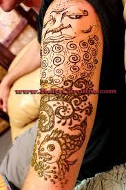 henna design caroline