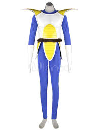 Super Saiyan Costume Halloween Dragon Ball Vegeta Cosplay Costume Halloween Milanoo