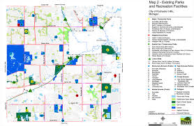 Map Of Michigan Roads by Rochester Hills Residents Fight To Prevent Oil And Gas Drilling In