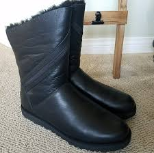 ugg sale black boots ugg sale ugg alba s boots in black from roberta s